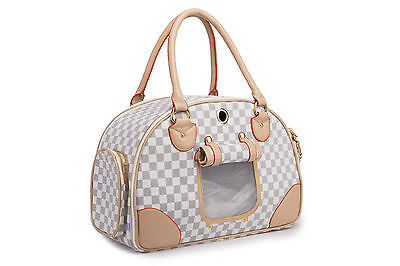 Transporteur D'animal Domestique Chiot Caniche Chihuahua Bag Chaton Chat