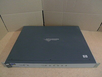 HP J8168A Procurve 600 Redundant External PSU J8168-61201, J8168-69001 POE #A67