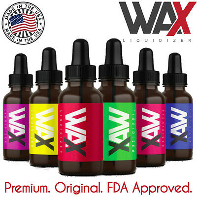 Wax Liquidizer - Original - Herbal Concentrate Rosin Herbal E Juice Vape Dab
