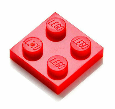Red LEGO (R) Lapel Pin