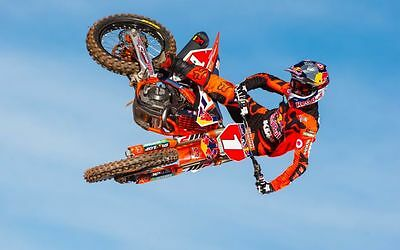 RYAN DUNGEY MOTOCROSS RACING Photo Quality Poster - Choose a Size! B