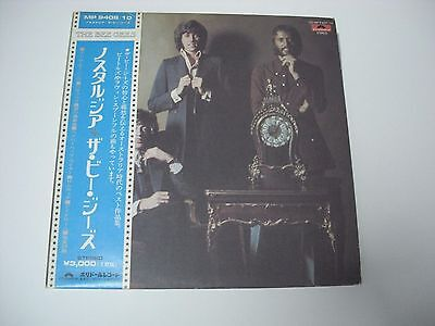 THE BEE GEES - INCEPTION and NOSTALGIA / JAPAN 2LP WITH OB