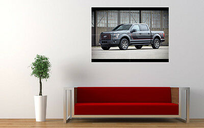 """2015 FORD F150 TREMOR NEW GIANT LARGE ART PRINT POSTER PICTURE WALL 33.1""""x23.4"""""""