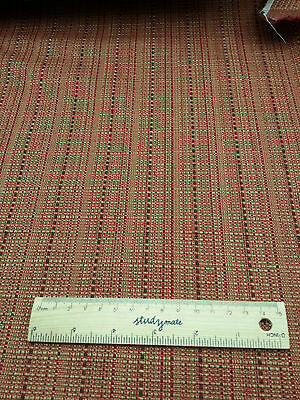 Westbury Fabric Curtain Upholstery Heavy Duty Sonoma Pimento 3.1m x 137 wide