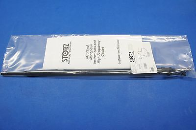 Karl Storz 33500 Clickline Insulated Outer Tube, 10mm x 36cm