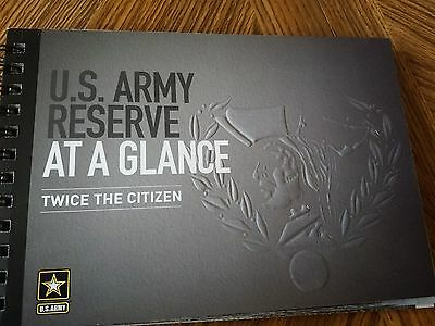 US Army Reserve at a glance