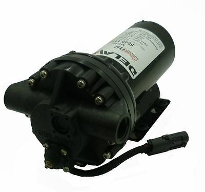 Delavan PowerFLO™ Series Diaphragm Pump 12V 60 PSI 4 GPM w/ Bypass 5840-111E