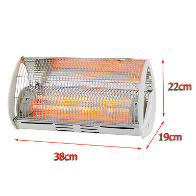Martec / Four Seasons 1000W Radiant Roll Over Heater