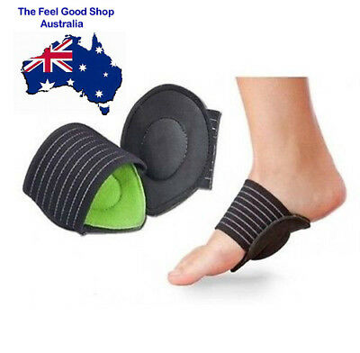 Arch supports for your feet - one size fits all