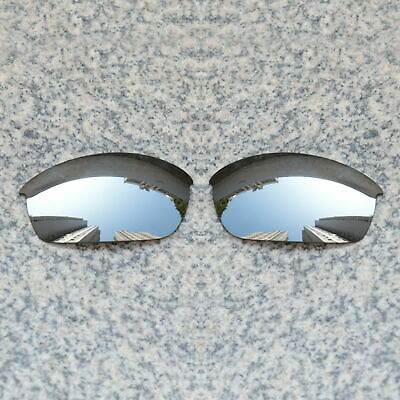 930c48dce1a RAWD Silver Mirrored Replacement Lenses for-Oakley Flak Jacket - POLARIZED