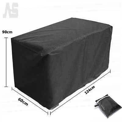 BBQ Barbecue Cover Outdoor Garden Wagon Grill Waterproof Rain UV Dust Oxford