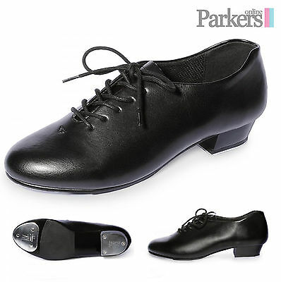 Roch Valley Unisex Economy Oxford Tap Dance Shoes for Men or Ladies RVJTAP
