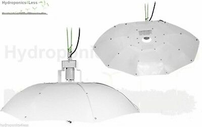Grow Light Tent Parabolic Shade Reflector Shade 80cm or 100cm Hydroponics