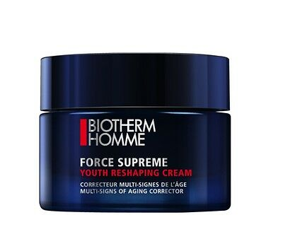 Biotherm -  FORCE SUPREME YOUTH RESHAPING CREAM 50ML