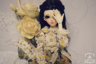 Fashion BJD 1/4 Doll Chloe with free eyes +face make up