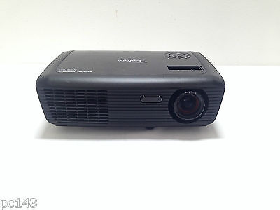 OPTOMA EW536 LCD HDMI PROJECTOR USED 1965h LAMP HOURS SPOTTY PIXEL | REF:589