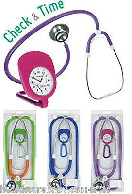 Check & Time Stethoscope