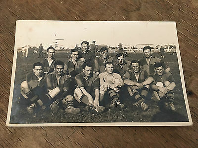 Military Sports Group (Possibly RE Chatham) RP Postcard  Ref021