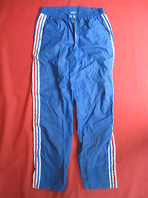 Pantalon K Way Adidas Ventex Equipe de France survetement vintage Nylon - L