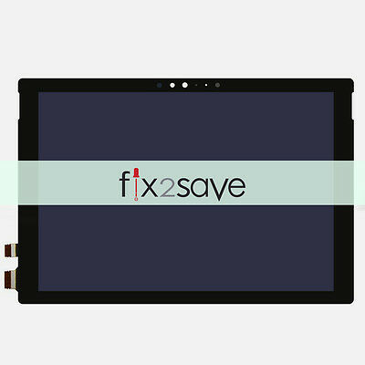 LCD Screen Display Touch Digitizer Assembly For Microsoft Surface Pro 4 1724 V1