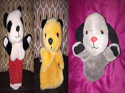 Sooty Show Hand Puppet & Soft Toy