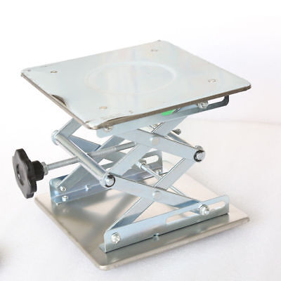 Stainless Steel Laboratory Lifting Platform Small Equipment 200MM*200MM