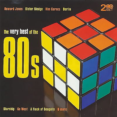Very Best of the 80s - Various Artists    *** BRAND NEW 2CD SET ***
