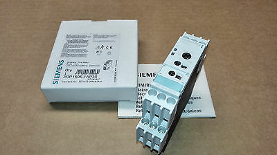 NEW in Box ~ Siemens 3RP1505-1AP30 Time Delay Relay