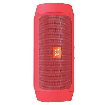 JBL Charge 2+ Red, Altoparlante Bluetooth, Splashproof