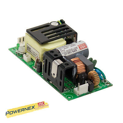 [POWERNEX] MEAN WELL NEW EPS-120-24 24V 5A 120W Single Output Power Supply