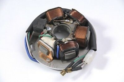 Vespa PX E Disc EFL 125 150 200 AC Stator Assembly - Electronic Ignition Type