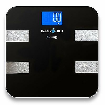 Beets BLU Scale Digital Weight Bluetooth Wireless with Body Composition