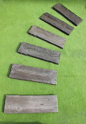 Railway sleeper, Concrete decorative Paving. Steping stones/path free deliver