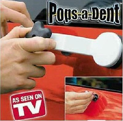 DIY Magic POPS A Dent Car Damage Dent & Ding Repair Removal Tool Kit Pops-a-dent