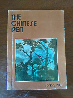 THE CHINESE PEN Spring 1981