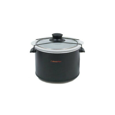 ROADPRO RPSL-350 12-Volt 1.5 Quart Slow Cooker Black