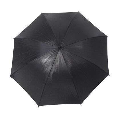 83cm 33in Studio Photo Strobe Flash Light Reflector Black Umbrella T1