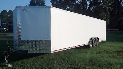 New 8.5 foot wide 35.5 foot long portable storage unit