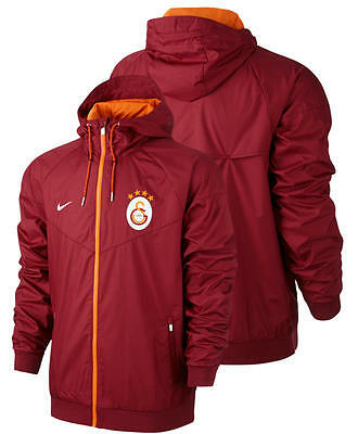 Windrunner Galatasaray Training Jacket Rouge 2016 17 Poches avec zip