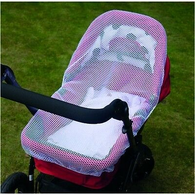 Cat Net Clippasafe Carrycot and Pram 100cm x 55cm Safety Cover