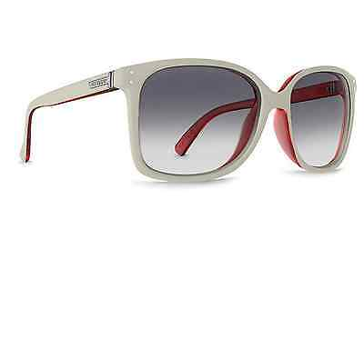 45bc26f2b6 NEW Von Zipper Castaway Sunglasses-SRG Sand Ruby-Grey Lens-SAME DAY SHIPPING