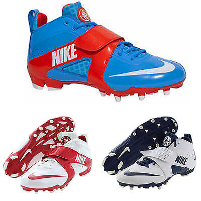 Nike Mens' Huarache III LAX Supportive Shoe Cleat for Lacrosse Football 469730