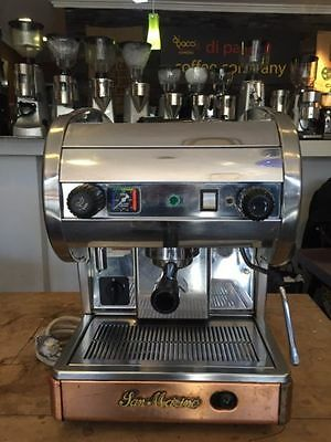 Cheap 1 Group Sanmarino Lisa Commercial Coffee Machine