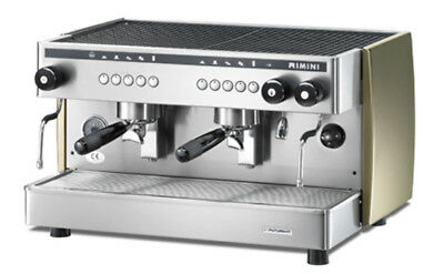 Brand New Furamat Rimini Commercial Two Group Coffee Machine