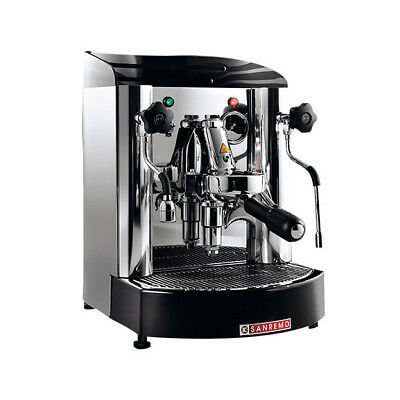 Brand New Sanremo Treviso Sngle Group Stainless Steel Espresso Coffee Machine