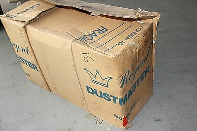 Regent Dustmaster 1100 3.6A 240V Single Bag Dust Extraction Extractor Unit - New