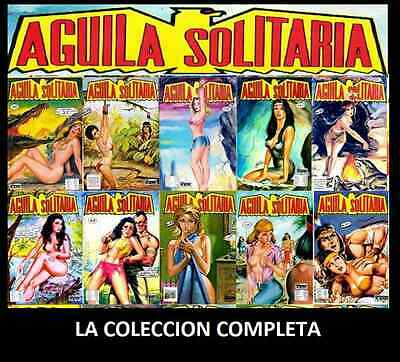 Aguila Solitaria, Coleccion Completa 759 comics, (Coleccion Digital)