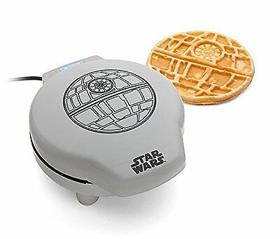 NEW Star Wars Death Star Waffle Maker FREE SHIPPING