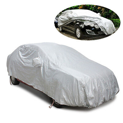 Waterproof Sun UV Snow Dust Resistant Protection Car For All Sedan XL Cover