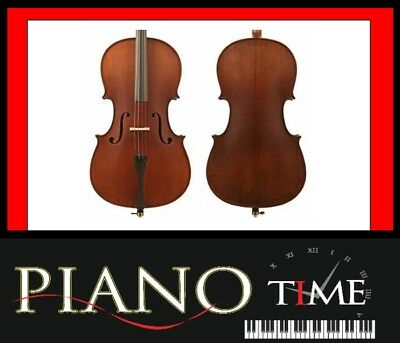 BRAND NEW Enrico Cello Outfit - Student Plus II 3/4